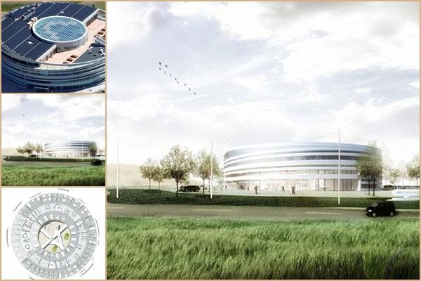 Passzívház plusz – átriumos pluszenergiás dán passzívház