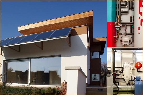 Közel nulla energiaigényű épületek képzés. Gyakorlati bemutató és vizsganap