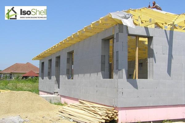 IsoShell: új hőszigetelő falazati rendszer energiahatékony épületekhez