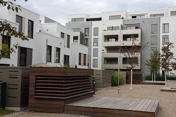 Energiatudatos városfejlesztés: Heidelberg-Bahnstadt jelenleg a világ legnagyobb passzívházas települése