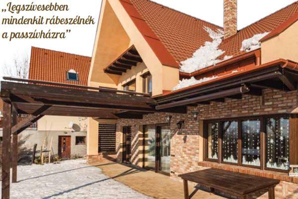 Nagy házban kicsi rezsi. Interjú a Gerendaházak Magazin 2017. február-márciusi lapszámában