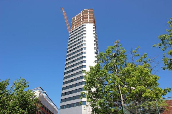 Mindig magasabbra! Bécs után New York és Bilbao is megépítette első passzívház-minőségű toronyházát