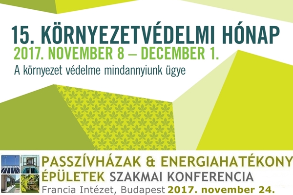 MEGHÍVÓ VII. Passzívházak és Energiahatékony Épületek szakmai konferencia